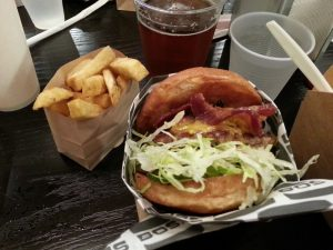 Boss burger