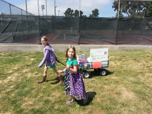 roving lemonade stand